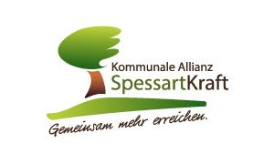 Logo Kommunale Allianz SpessartKraft e.V.